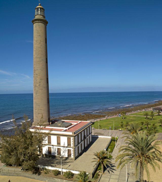 Faro de Maspalomas (Maspalomas Lighthouse)