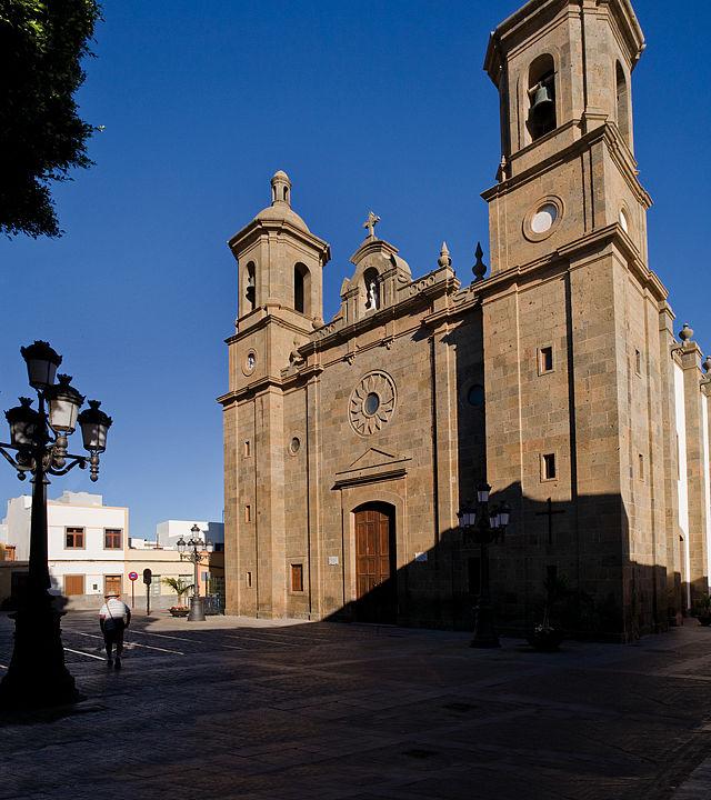 Parroquia de San Sebastián, Agüimes
