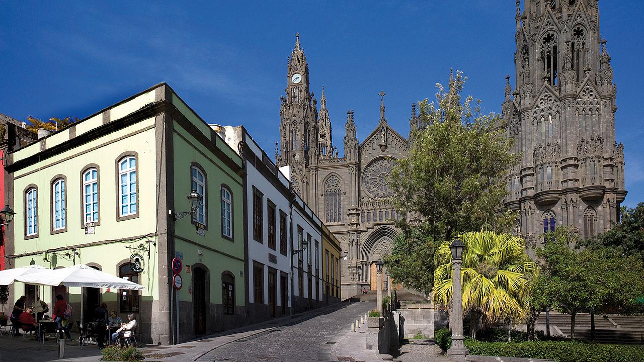 Basílica de San Juan Bautista, Arucas