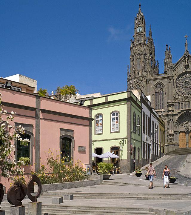 Centro de Arucas