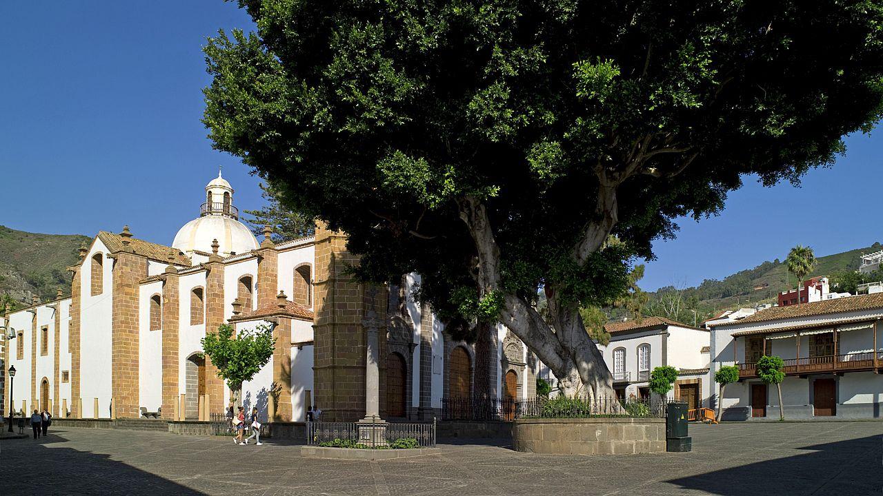 Basilika Nuestra Señora del Pino in Teror