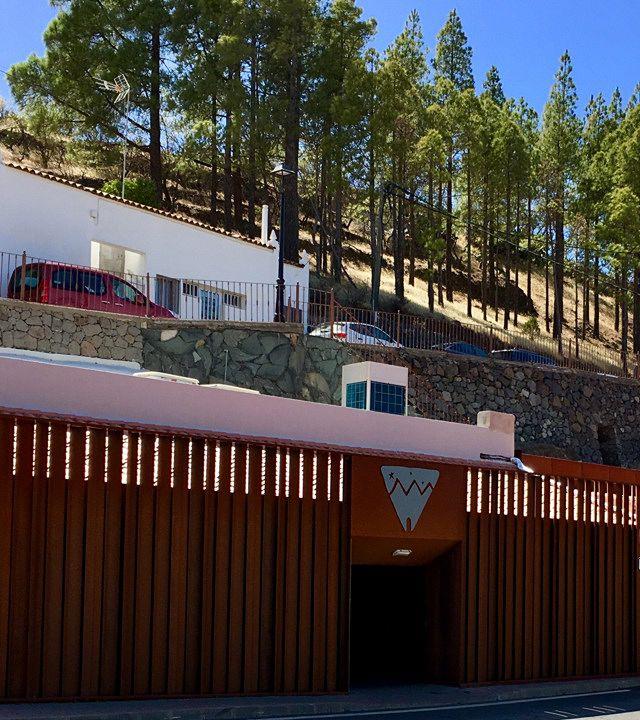 Centro de Interpretación de Risco Caído y los Espacios Sagrados de Montaña