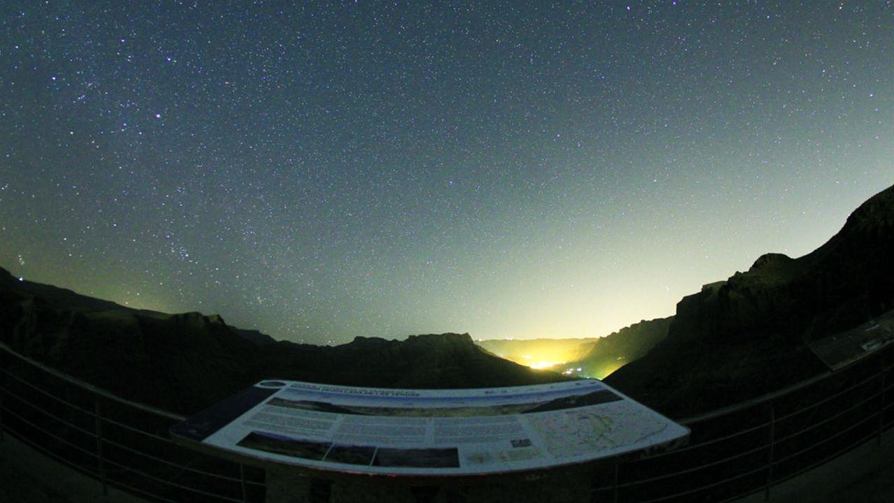 Mirador Degollada de Las Yeguas. Foto de AstroEduca.com