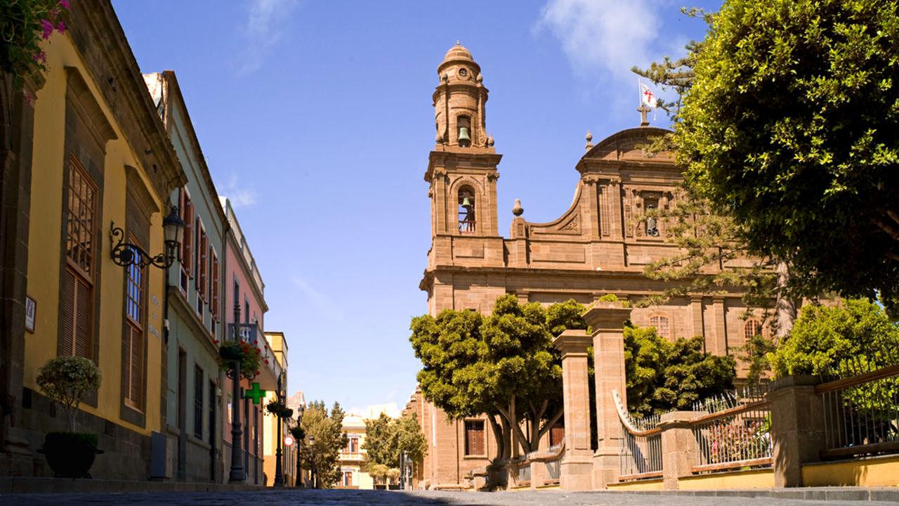 Santiago de los Caballeros Church