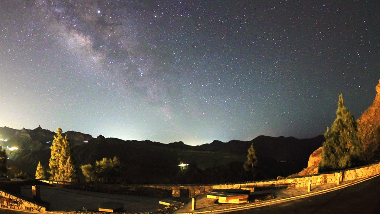 Mirador Las Cañaditas. Foto de AstroEduca.com