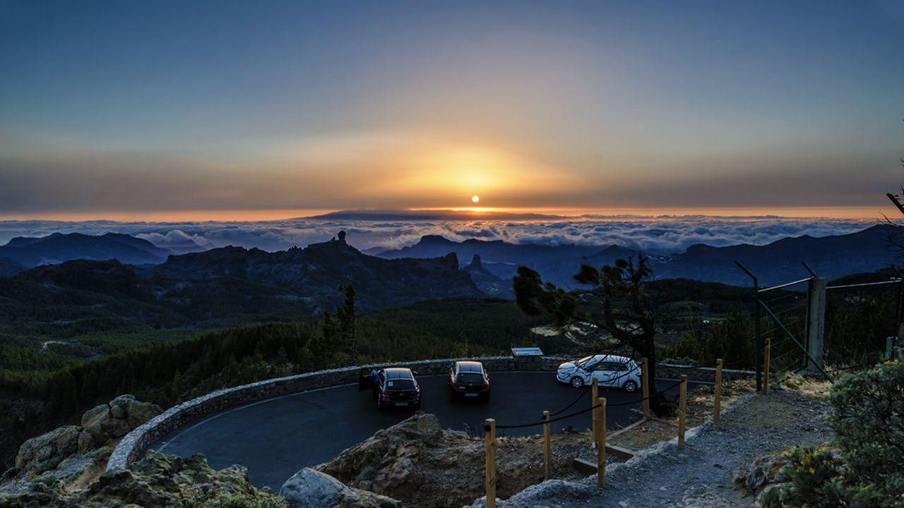 Pico de los Pozos de la Nieve Viewpoint