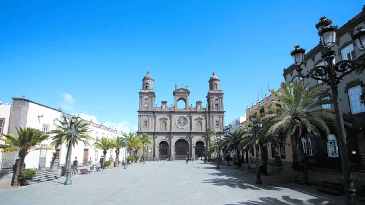 Catedral y Plaza de Santa Ana, Vegueta