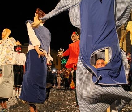 Celebración de las Fiestas de la Virgen de Santa María de Guía