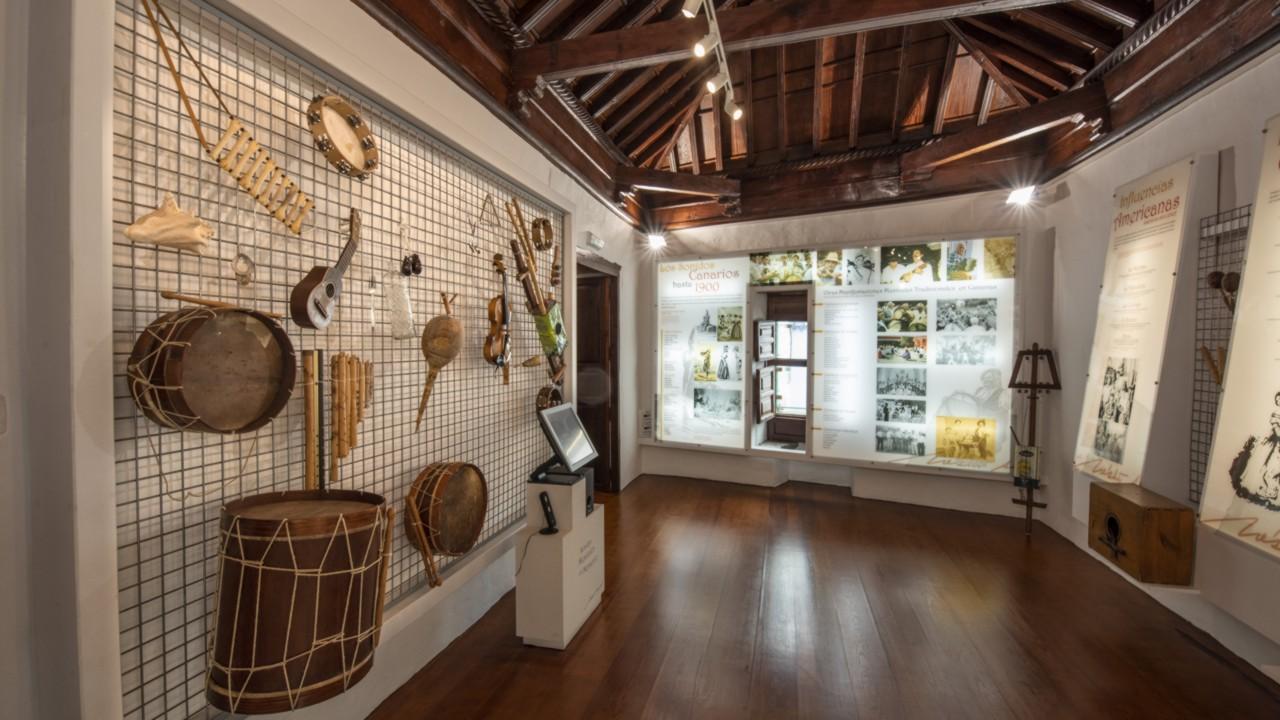 Sala del Museo Néstor Álamo