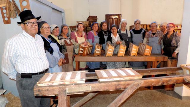 Museo vivo del empaquetado de tomates (lebendige Museen). Foto de Proyecto La Aldea