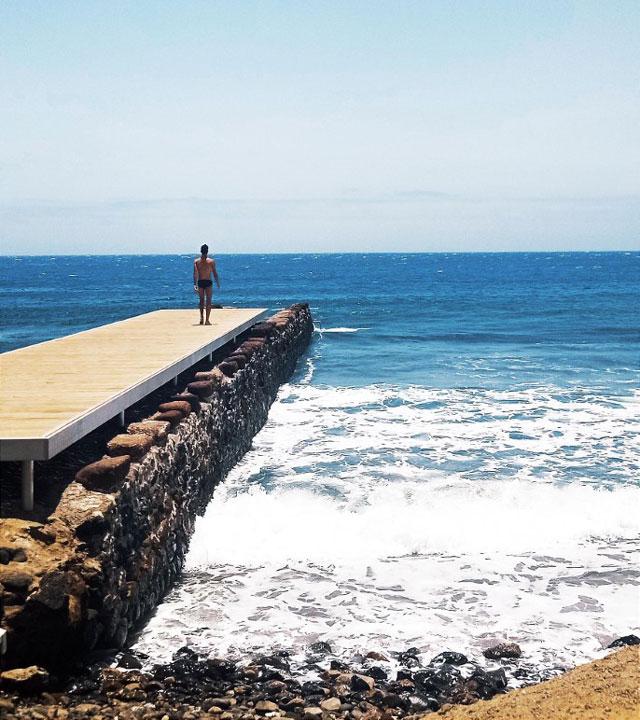 Muelle Viejo, Arinaga