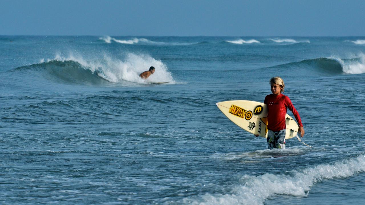 Surf en Playa del Inglés
