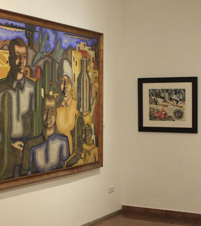 Casa-Museo Antonio Padrón, Gáldar