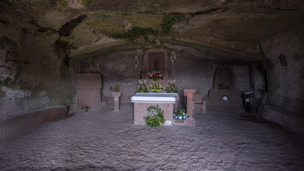 Virgen de La Cuevita's Chapel