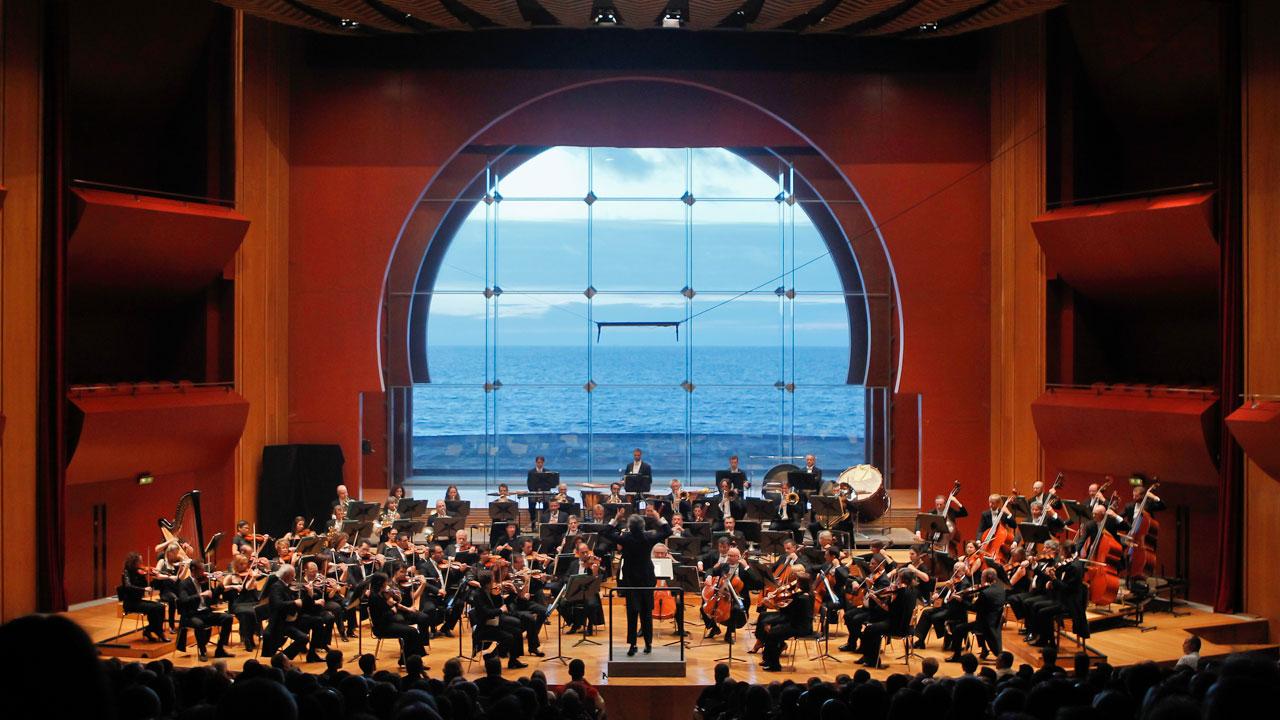 The Gran Canaria Philharmonic Orchestra