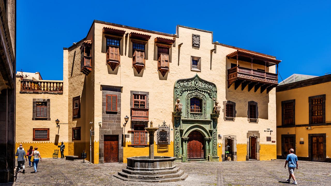 Casa de Colón, Las Palmas de Gran Canaria