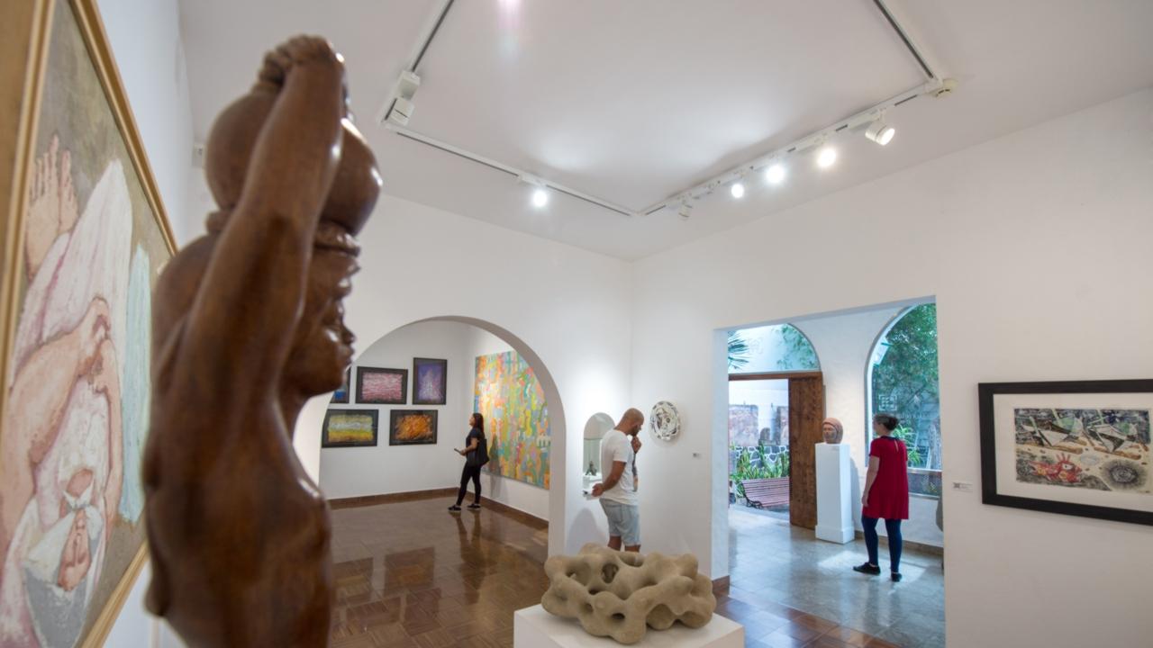 Casa Museo Antonio Padrón. Centro de Arte Indigenista, Gáldar. Foto: Gran Canaria Cultura