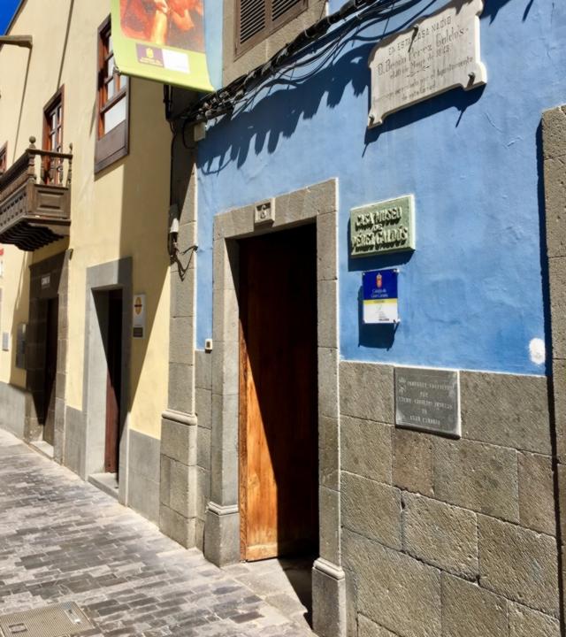 Casa Museo Pérez Galdós, Las Palmas de Gran Canaria