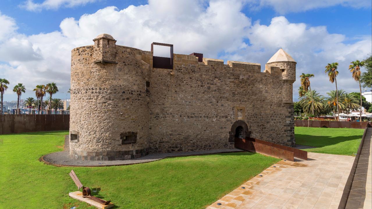 Castillo de La Luz - Fundación de Arte y Pensamiento Martín Chirino