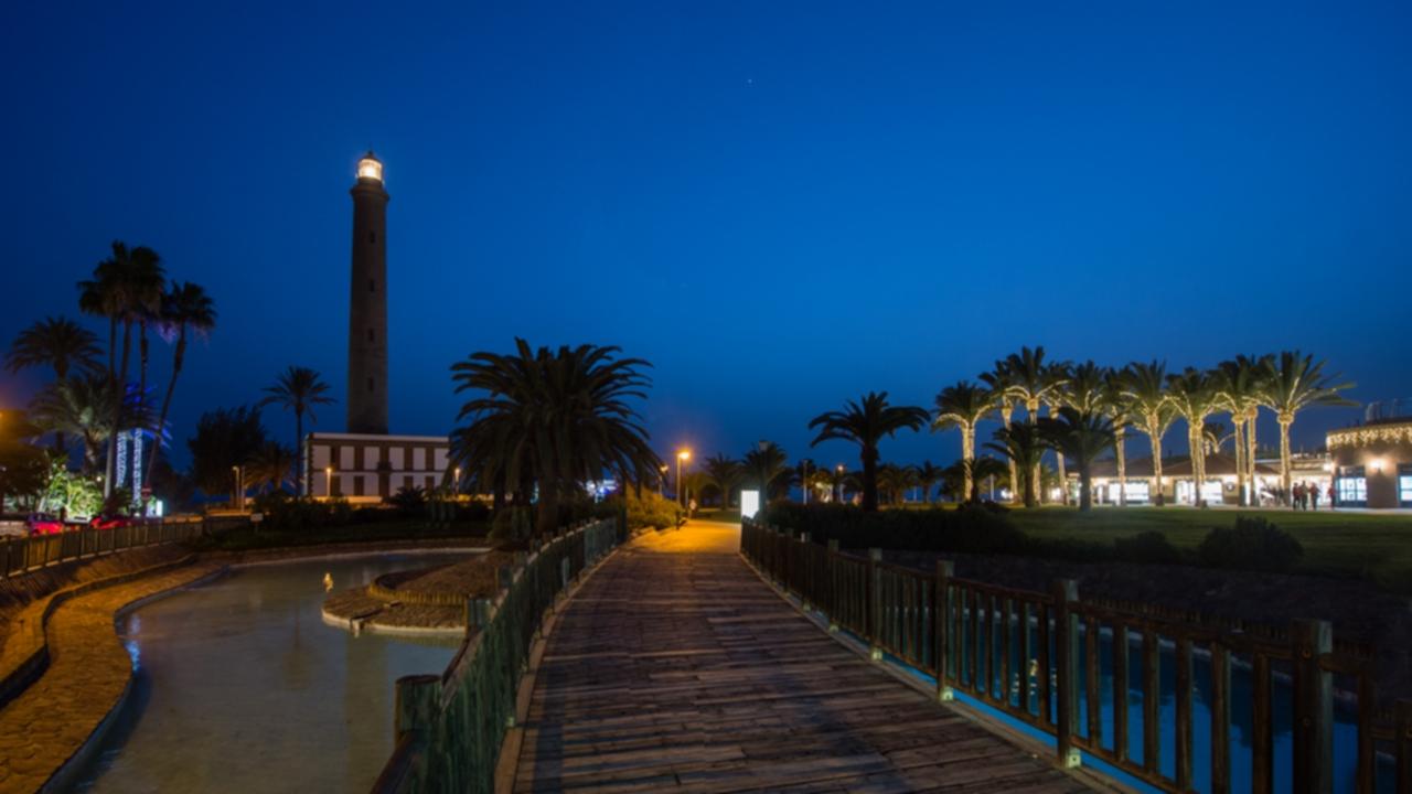 Faro de Maspalomas (Leuchtturm von Maspalomas)