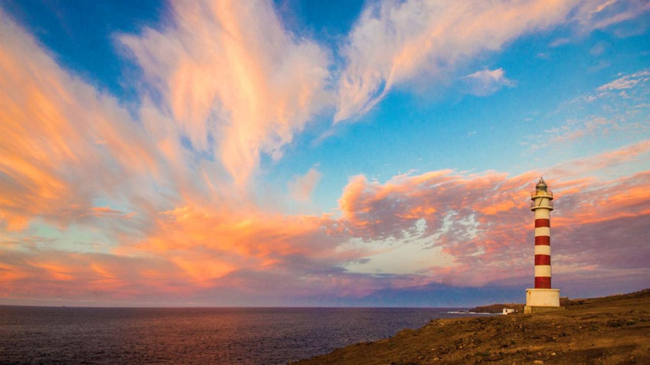 Faro de Sardina, en Gran Canaria