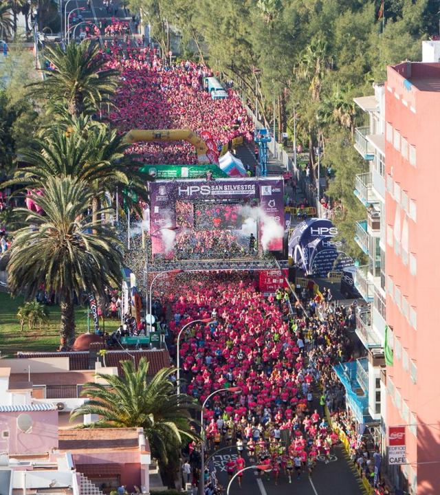 HPS San Silvestre Las Palmas de Gran Canaria