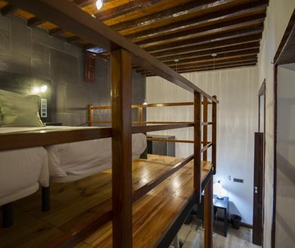 Gästezimmer des Hotel Emblemático