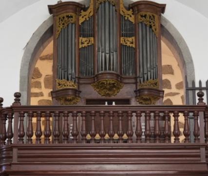Órgano de la Iglesia de San Vicente Ferrer