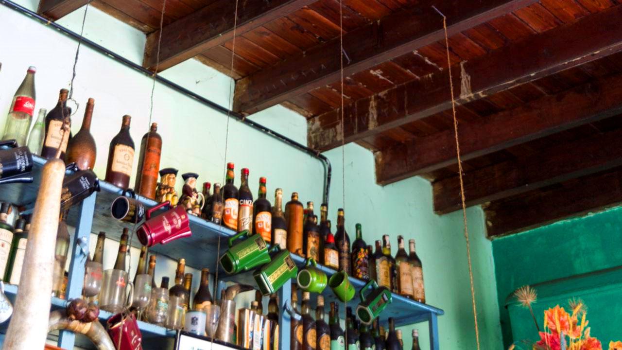 Bar-cafetería Falcón