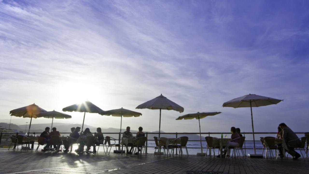 Paseo de la Playa de Las Canteras