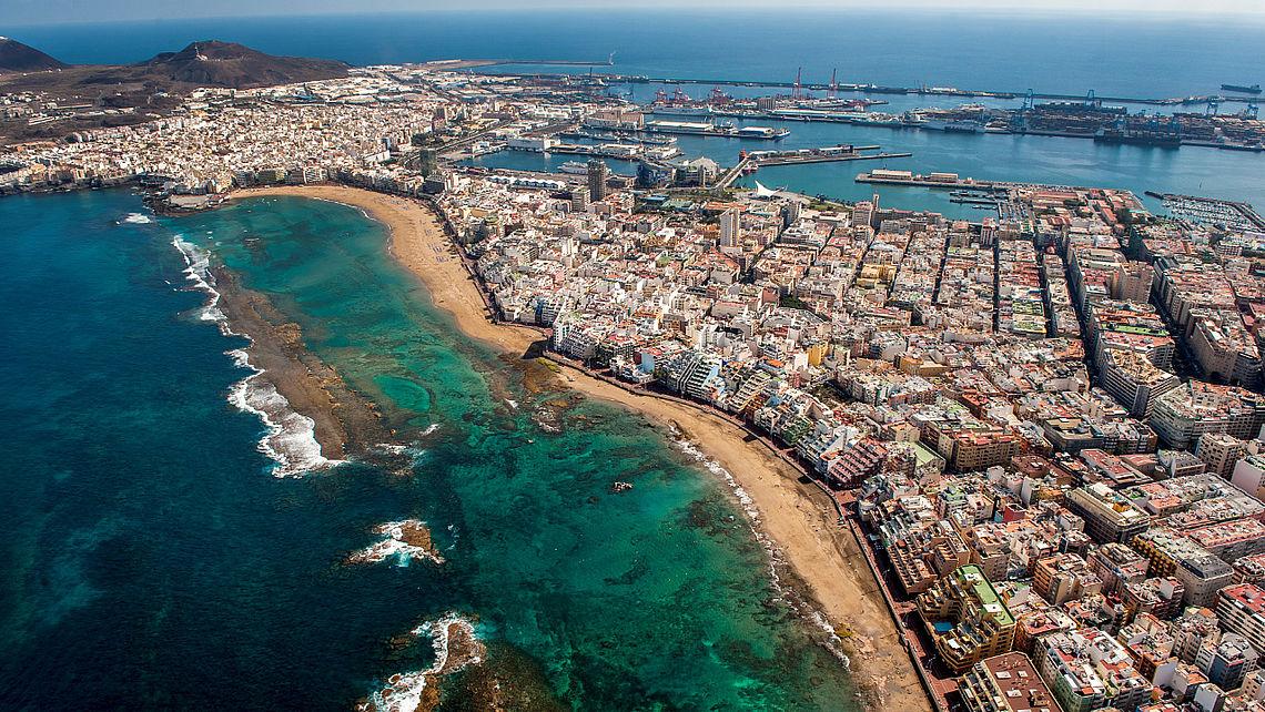 Las Canteras, Las Palmas de Gran Canaria