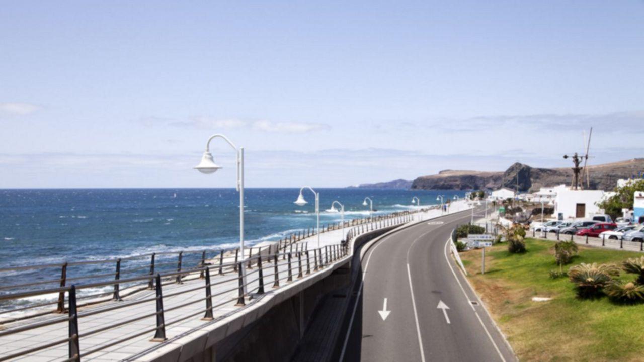 Molino de viento de Las Nieves, Agaete