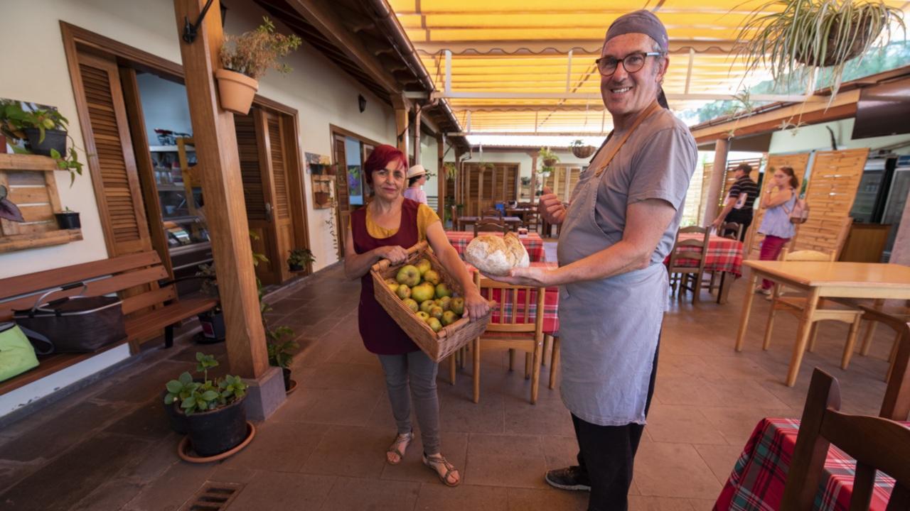 Mercado Ecológico de Valleseco