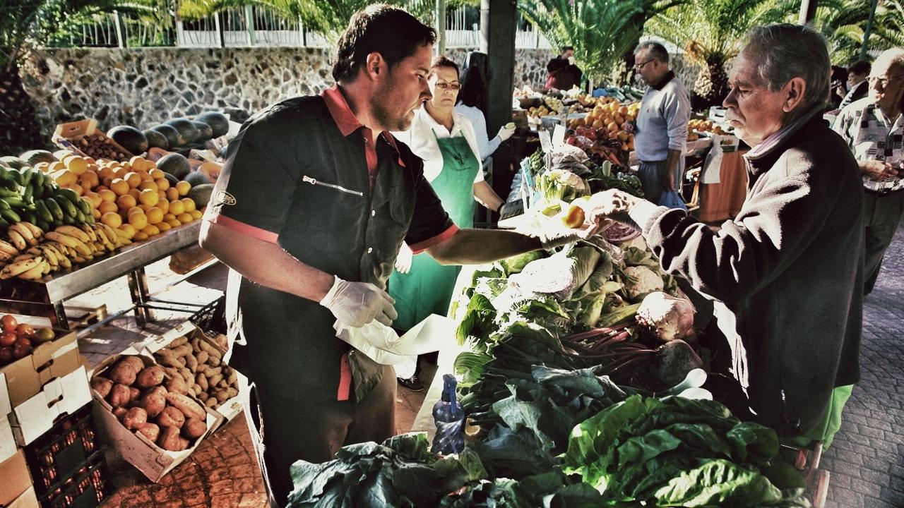 Mercado de San Lorenzo, en Gran Canaria