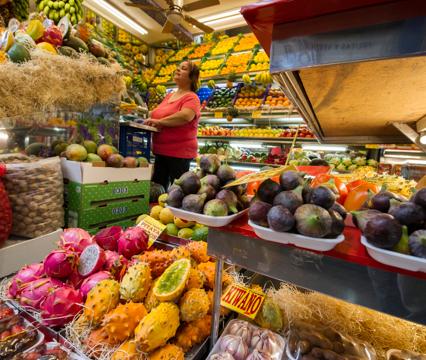 Puesto del Mercado de Vegueta