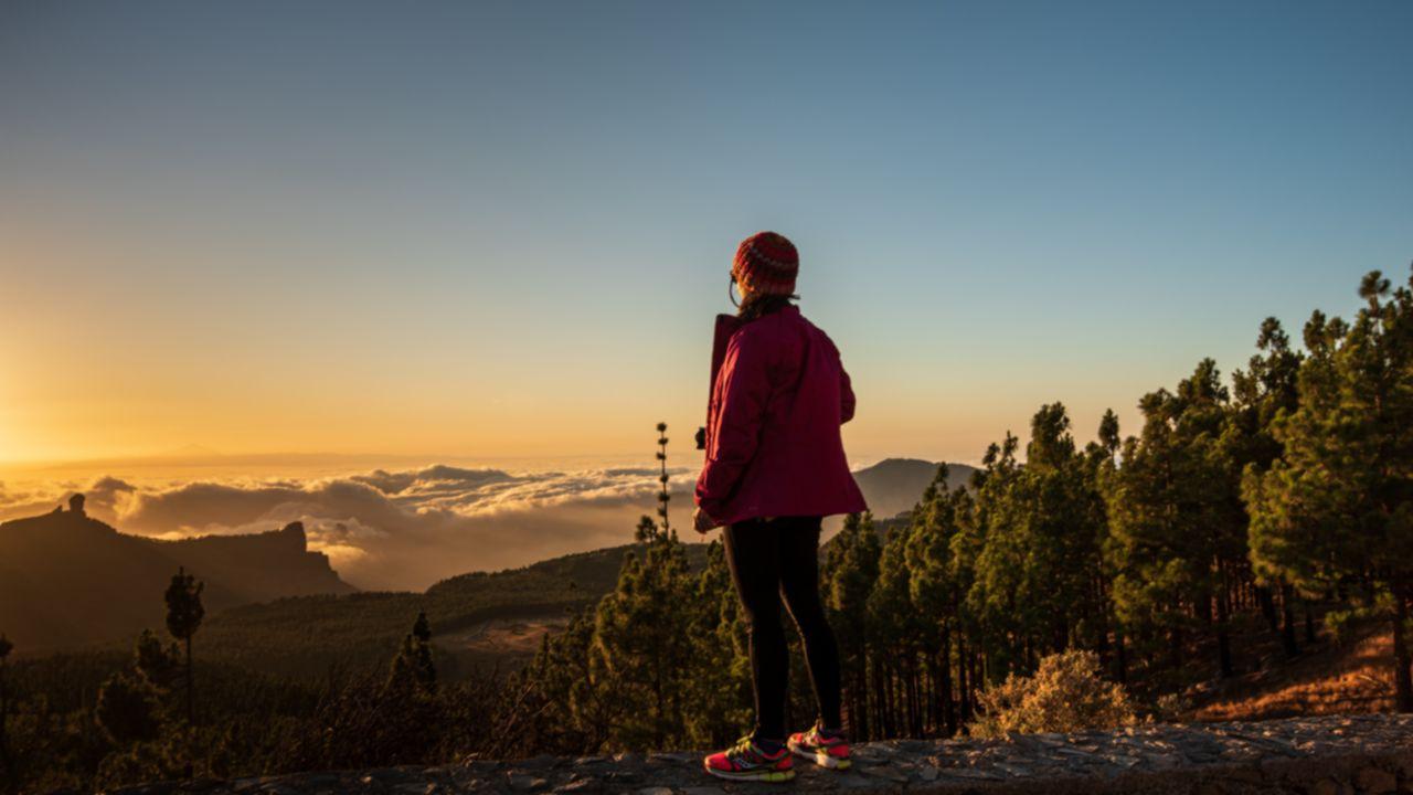 Mirador del Pico de los Pozos de Las Nieves