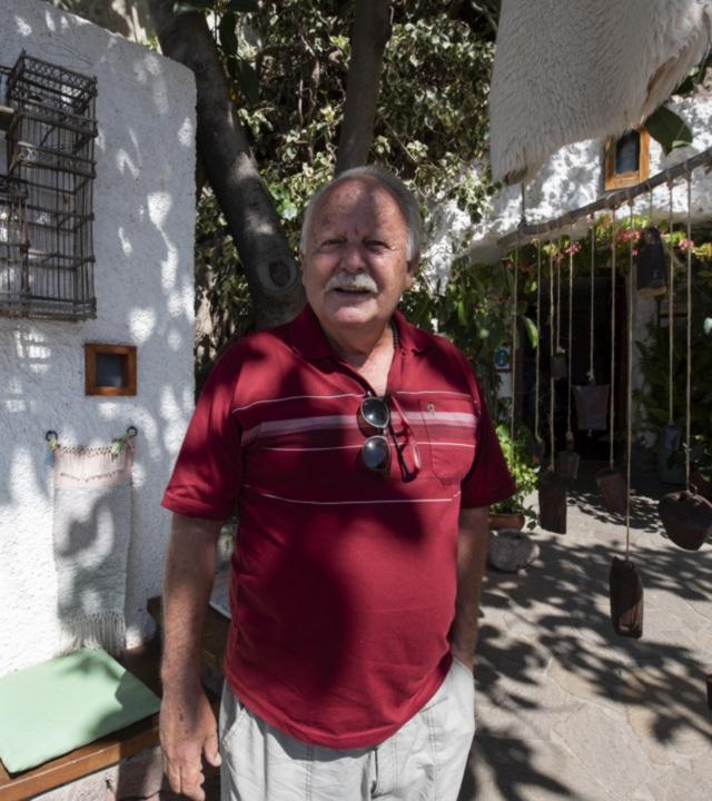 """""""Casas Nuevas"""" Artenara Ethnographic Museum"""
