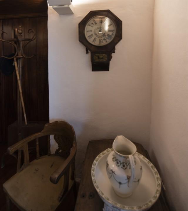 A room at the Néstor Álamo Museum