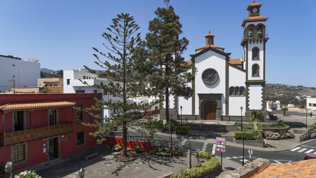 Casa Museo Tomás Morales, Moya