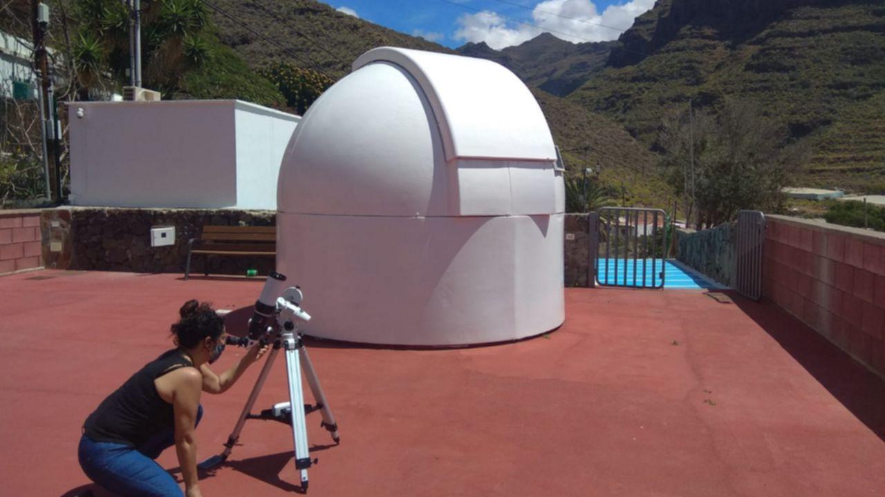 Observatorio Astronómico Tasartico