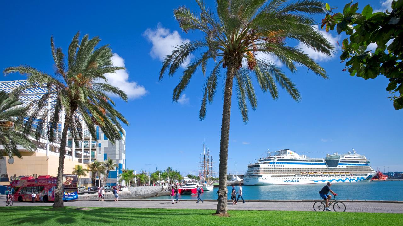 Parque Marítimo de Santa Catalina