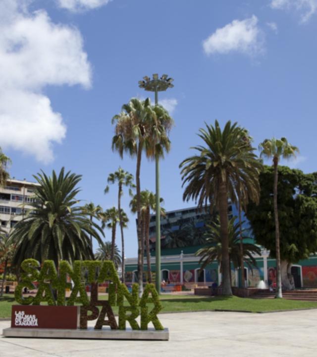 Parque Santa Catalina, Las Palmas de Gran Canaria