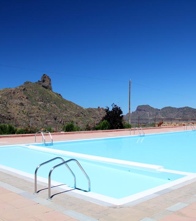 Piscina de Tejeda, Gran Canaria