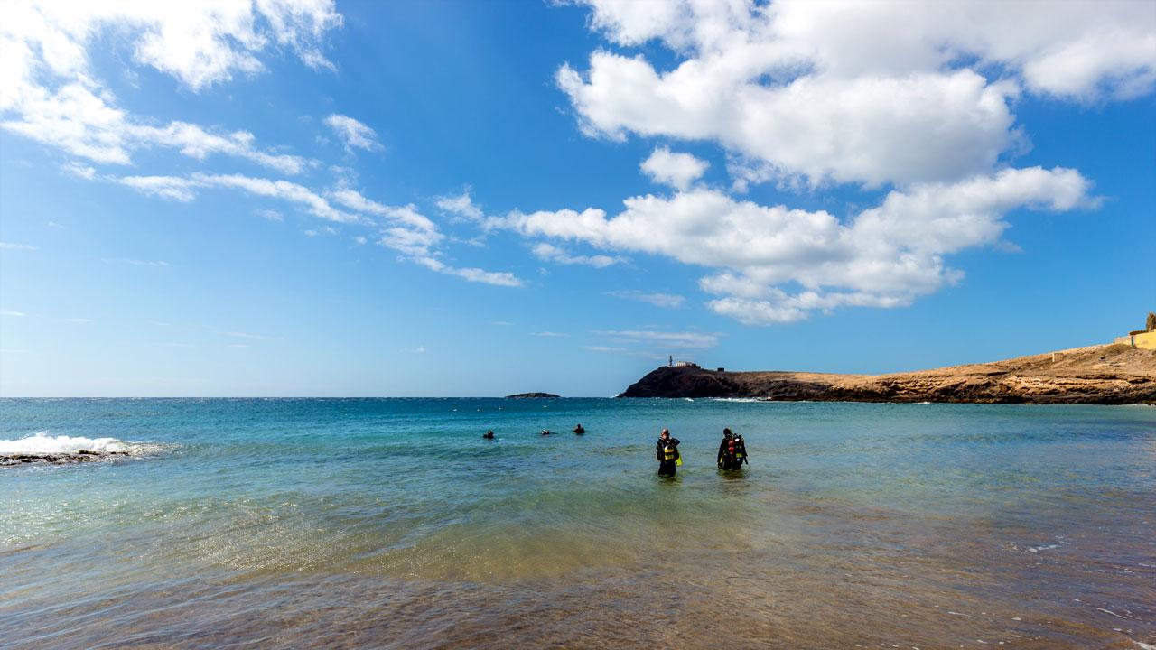 Playa del Cabrón, Agüimes