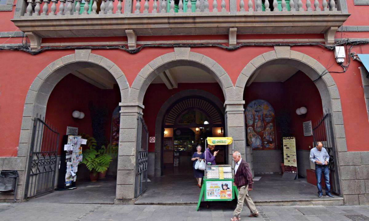 Mercado de Gáldar