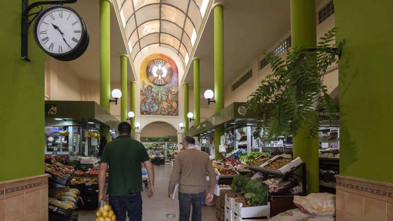 Markt in Gáldar