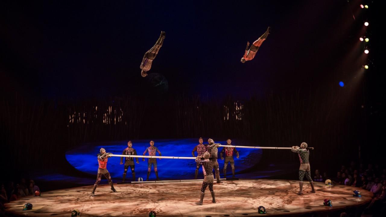 TOTEM, Cirque du Soleill