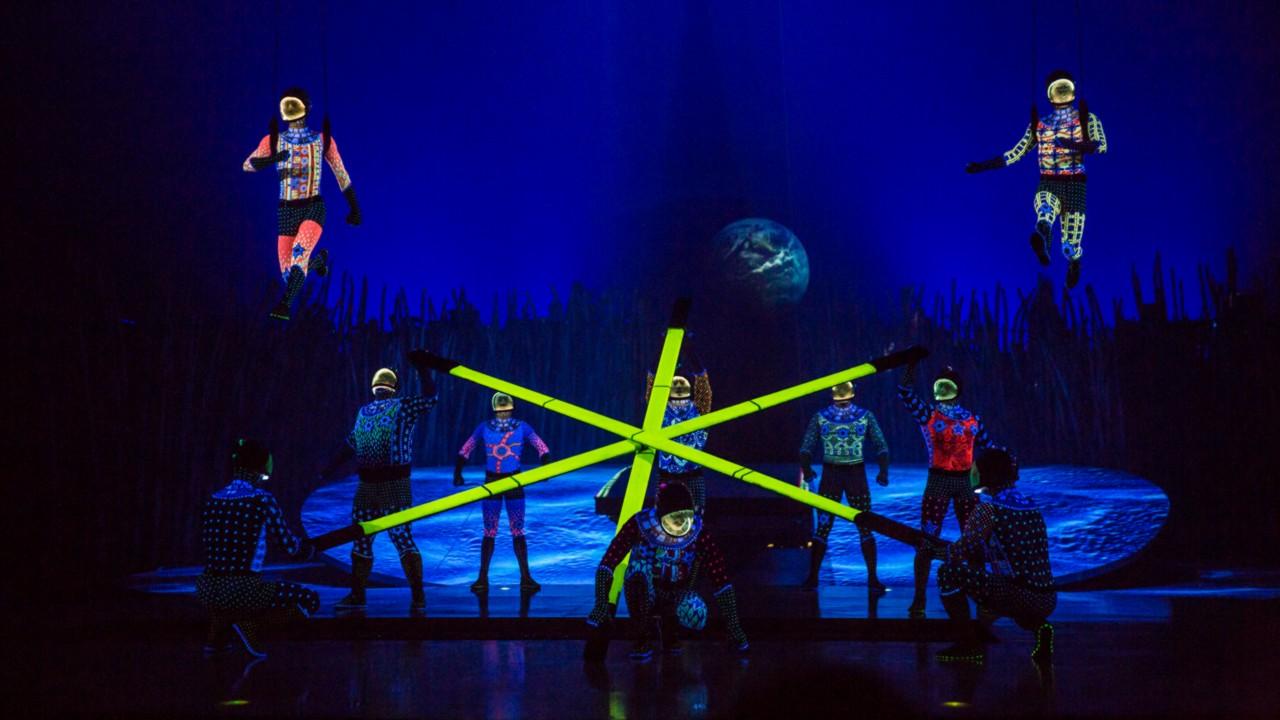 TOTEM, Cirque du Soleil