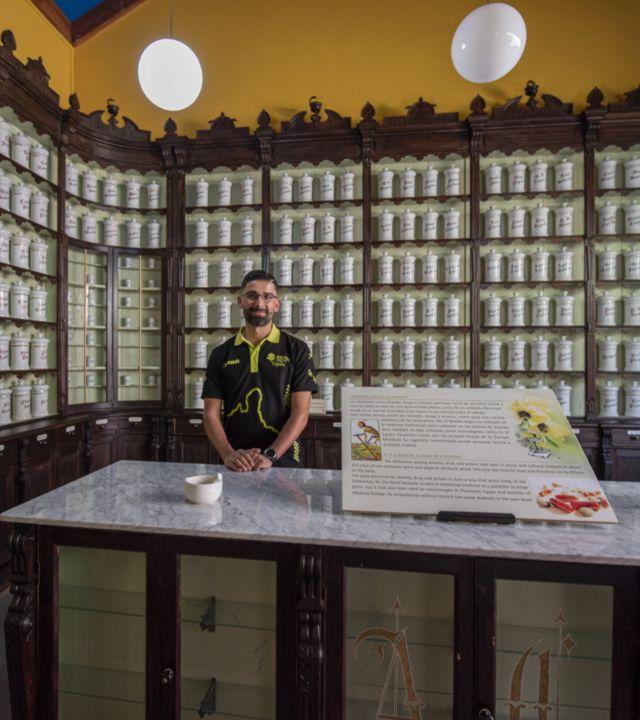 Tejeda Medicinal Plants Centre