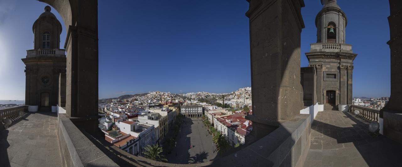 Vistas desde lo alto de la Catedral